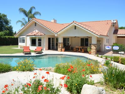Photo for Bright and Beautiful Pool Home