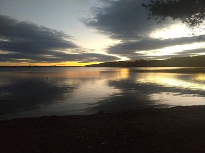 Photo for Relaxing Lakefront Home On Desirable Cobbosseecontee Lake (w/ no hidden fees!)