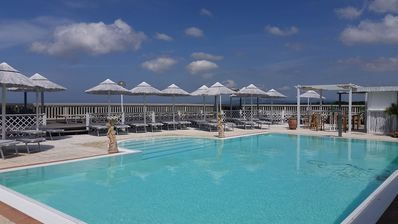 Photo for Quiet and child friendly Etruscan Resort with pool and children's playground. B4