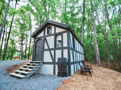 Photo for Tiny Home Cottage Near the Smokies #8 Helga