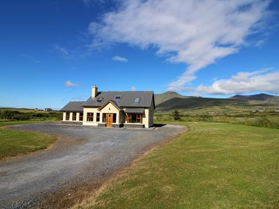 Photo for Bright, Modern House on the Dingle Peninsula. Wifi Available.
