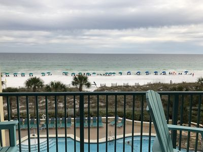 Photo for Immaculate, Luxurious, Direct Beach Condo 3BR/3BA . Best Views and  Rates. +