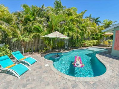 Photo for May Availability, Private Pool, and Pet Friendly! Sea Place: 3 BR / 2 BA