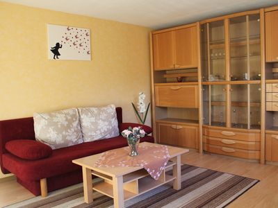 Photo for Friendly apartment in the border triangle