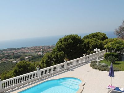 Photo for 7 bedroom Villa, sleeps 14 in Camella with Pool, Air Con and WiFi