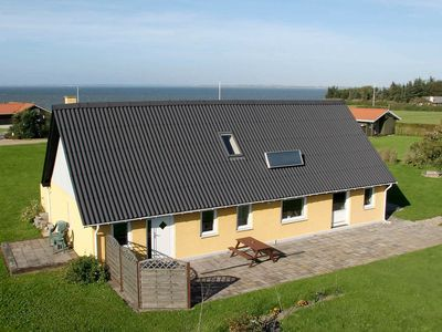 Photo for Spacious Holiday Home In Vinderup With Fjord Nearby
