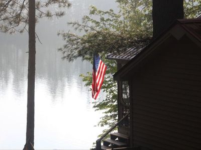 Photo for Maine Lake Home Sleeps 6+ Norway Lake Pennesseewassee Lake House WIFI