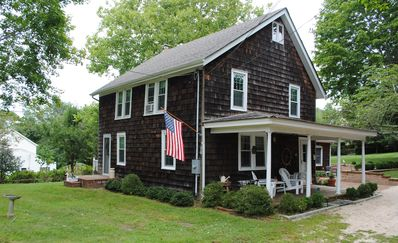 Photo for Walk to Sunset Beach: Perfect Family Getaway: Historic Colonial