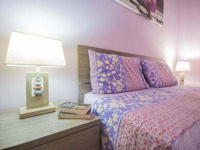 Photo for Comfortable apartment equipped with all comforts, like at home !!