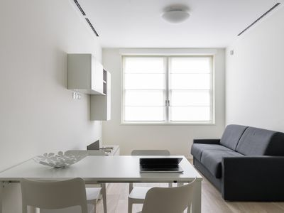 Photo for Leopardi  apartment in Centro Storico with integrated air conditioning & lift.