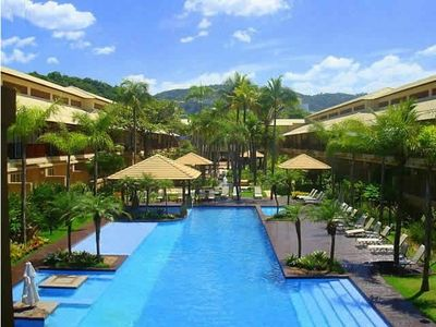 Photo for Cond foot in the sand in Guarujá SP. Luxury to stay in memory!