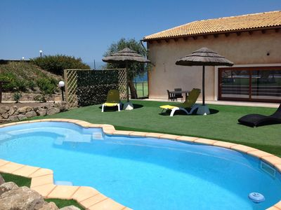 Photo for Irene loft, three bedrooms and private swimming pool in a natural setting of rare beauty