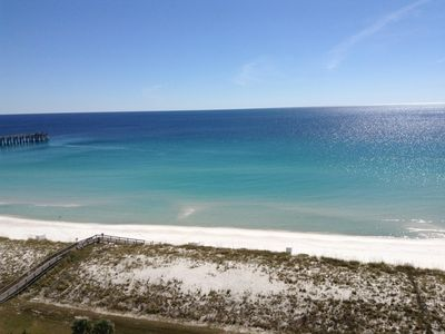 Photo for Gorgeous Gulf Front Condo in Beach Colony West. Available July 29-July 31, 2019