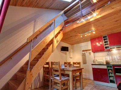 Photo for Modern Chamonix apartment in prime location, all amenities within a short walk.