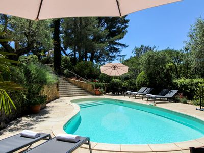 Photo for 5BR Villa Vacation Rental in Le Castellet, Var