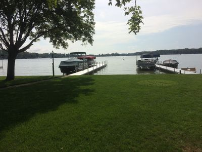 Photo for 2BR Cottage Vacation Rental in Angola, Indiana