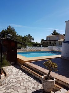 Photo for Detached villa with private pool Dénia, renovated in 2018