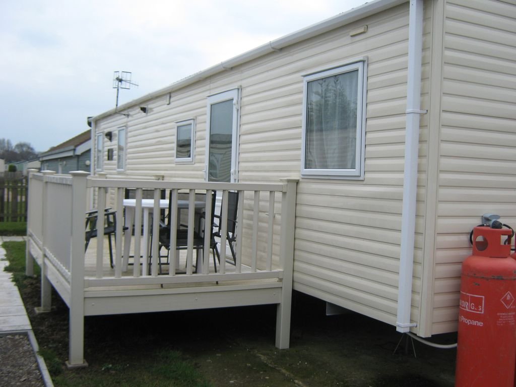 Fully accessible wheelchair adapted mobile home on site for Ada mobile homes