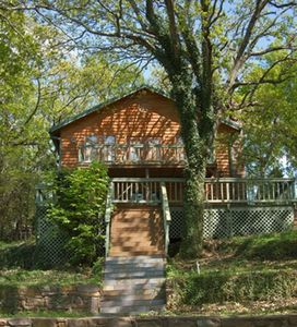 Tranquility Cabin  - Spectacular Lakeview Cabin with Hot Tub Near State Park!