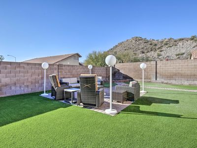 Photo for Home w/Yard-16 Mi to Sloan Park & 20 to ASU Campus