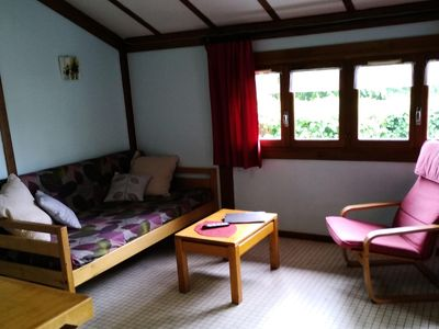 Photo for Camping Gartempe *** - House 3 Rooms 4/6 People
