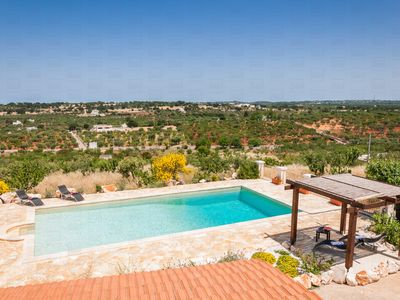 Photo for Trulli houses for rent in Puglia