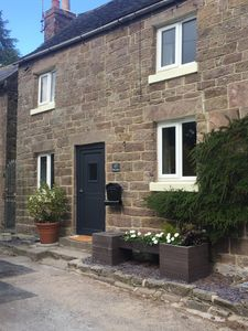 Photo for Characterful, cozy, dog friendly cottage, Wirksworth, Matlock, sleeps 4,