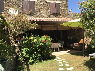 Photo for Terraced house in the heart of a pine forest with WI FI and beach at 600 meters