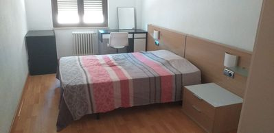 Photo for 2 Rooms in shared Flat , Central Heatering WIFI , big rooms , with doble bed