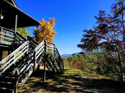 Photo for Relaxing Mountain House, Gorgeous Views, Close to Outdoor Fun