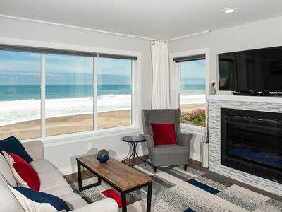 Photo for Beach Time anyone? Come enjoy the sweeping view while soaking in the hot tub!