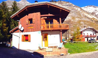 Photo for EXCEPTIONAL CHALET OF 300 M2 IN THE HEART OF PARK VANOISE