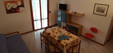 Photo for 2BR Apartment Vacation Rental in Rimini