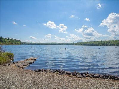 Photo for Lakefront family friendly peaceful Catskills retreat!