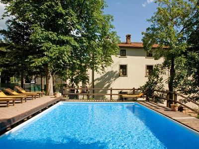 Photo for Holiday house Pratovecchio for 18 - 22 persons with 9 bedrooms - Farmhouse