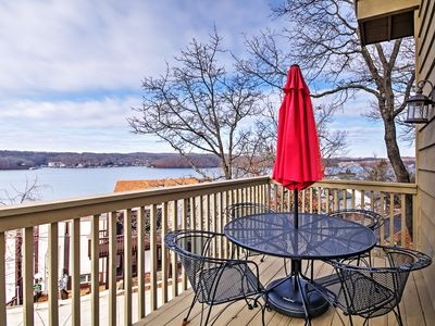 Photo for Osage Beach Lake House w/ Sunrise Views!