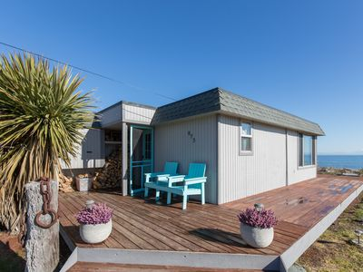 Photo for Sequim Beach Haven - Waterfront Cabin
