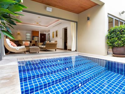 Photo for 2-Story Pool Villa With 2 Bedrooms - Bang Tao