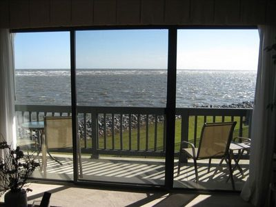 Photo for OCEANFRONT,WATCH THE DOLPHINS!!