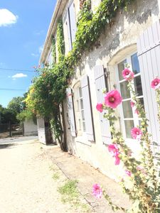 Photo for Charming house near La Rochelle, Chatelaillon beach, the island of Ré ..