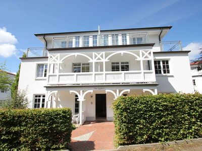 Photo for F-1025 Villa Sanddorn in the Baltic resort of Binz - A 28: 54m², 2-room, 4 pers., Balcony, parking, H