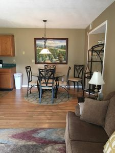 Photo for Ground Floor Condo conveniently located for Shows, Golf, or Beach Pleasures