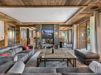 Photo for 6BR Chalet Vacation Rental in MERIBEL LES ALLUES