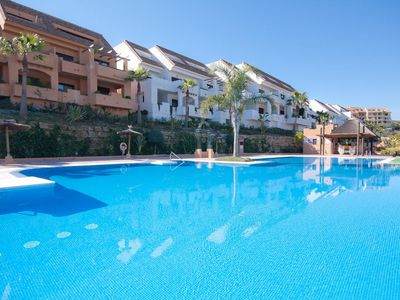 Photo for Luxury 3 bed apartment in Duquesa