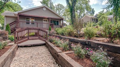 One of a kind location with a Straight Shot to All Things Nashville!