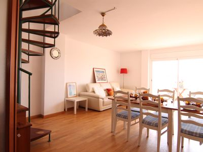 Photo for Apartment with 4 bedrooms and large terrace with views