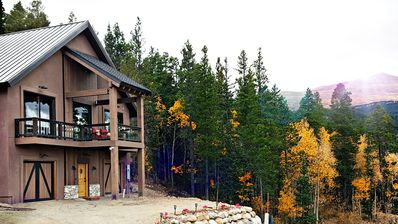 Photo for Newer Luxury Home, minutes from Breckenridge, Indoor Hot Tub, Mountain Views