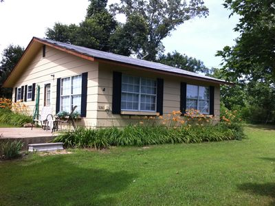 Photo for 1BR Cottage Vacation Rental in Fredericktown, Missouri