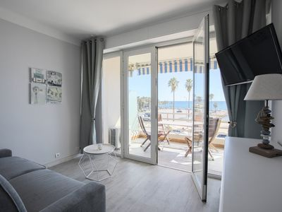 Photo for Apartment Vacation Rental in Golfe juan, Provence-Alpes-Côte d'Azur