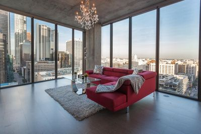 URBAN DOWNTOWN LA FLOOR TO CEILING PENTHOUSE   Downtown